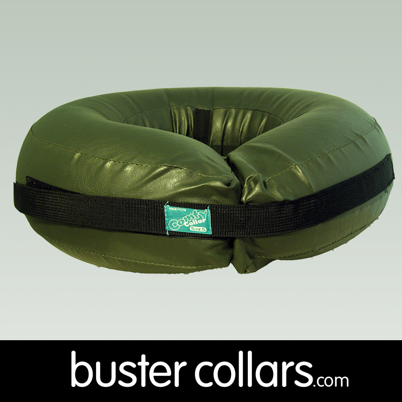 buster inflatable collar size guide